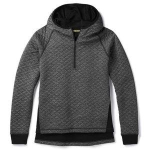 Smartwool Diamond Peak Quilted Pullover Hoodie XL
